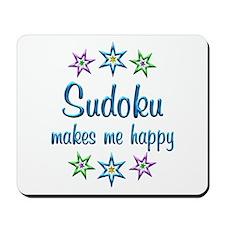 Sudoku Happy Mousepad