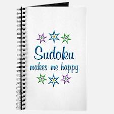 Sudoku Happy Journal