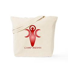Funny Goddess Tote Bag