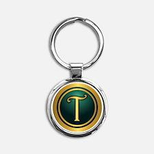 Irish Luck T Keychains