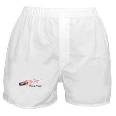 Puck You! Boxer Shorts