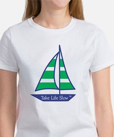 Funny Kayak women Tee