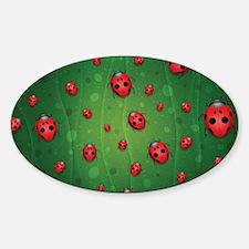Ladybugs Decal