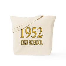 1952 Old School Tote Bag