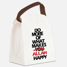 Ramadan Canvas Lunch Bag