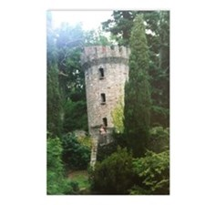 Powerscourt Postcards (Package of 8)