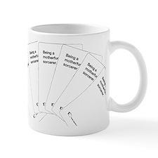 Being a motherfuc_ing sorcerer Mugs