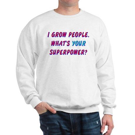 Superhero Mom Sweatshirt