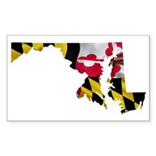 Unique Maryland Decal