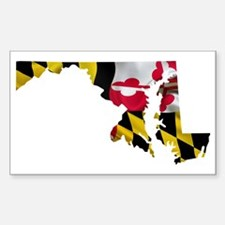 Funny Maryland Decal