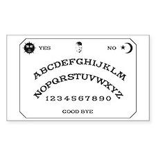 Ouija Board Decal