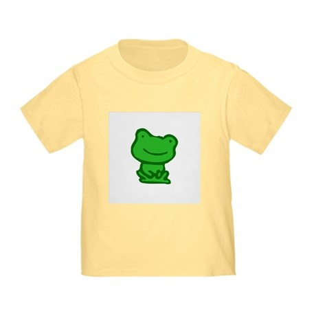 Ribbit! Ribbit! Toddler T-Shirt