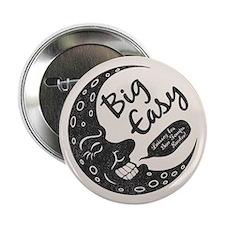 "Big Easy Crescent 2.25"" Button"