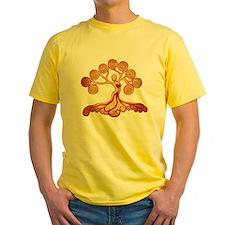 Mother Nature Gaia Tree T-Shirt