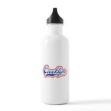 Crooklyn, NYC Sports Water Bottle