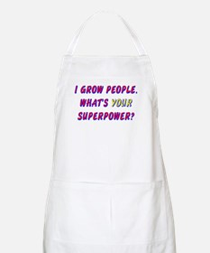 Superhero Mom BBQ Apron