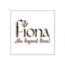 FionaLegend Sticker