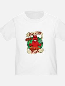 Sin City Rubs Toddlert-Shirt