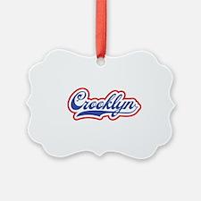 Crooklyn, NYC Ornament