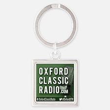 Oxford Classic Radio Keychains