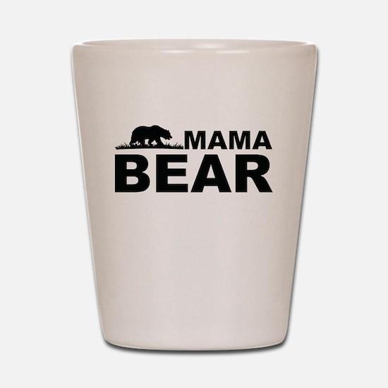 Mama Bear Shot Glass
