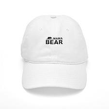 Mama Bear Baseball Baseball Cap