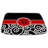 Monogram Memory Foam Bathmats