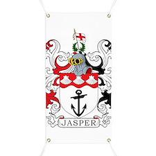 Jasper Family Crest Banner