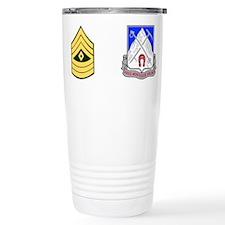 Cute 10th infantry regiment Travel Mug