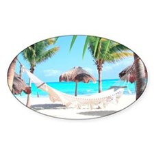 Tropical Paradise Decal