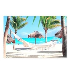 Tropical Paradise Postcards (Package of 8)