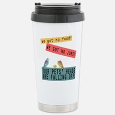 Unique Pet food Travel Mug