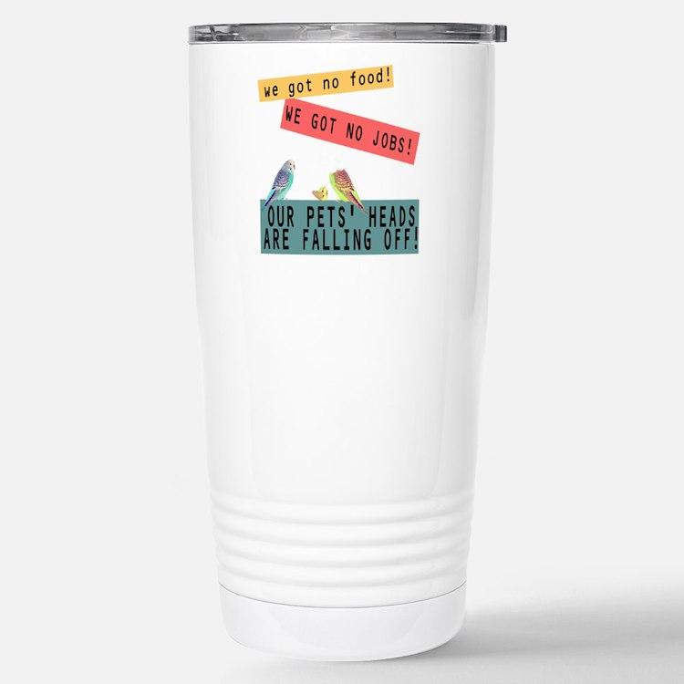 Cute Funny movie lines Travel Mug