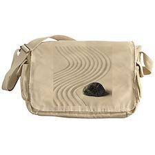 Zen Garden Messenger Bag