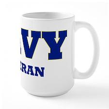 NAVY VET Mugs