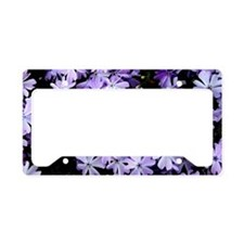 Cute National cemetery License Plate Holder