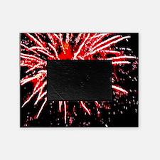 Unique Fireworks Picture Frame
