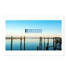 Delaware. Postcards (package Of 8)