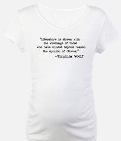 Woolf Quote Shirt