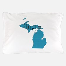 Michigan Home Pillow Case