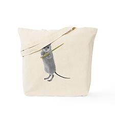 Squeaky Tote Bag