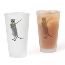 Squeaky Drinking Glass