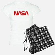 NASA Worm Logo Pajamas
