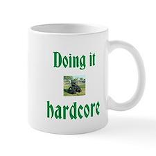 doing it hardcore Mugs
