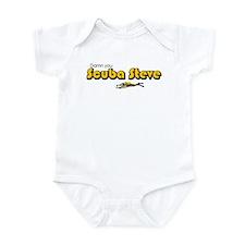 Scuba Steve Infant Bodysuit