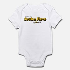 Scuba Steve Infant Bodysuit