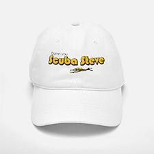 Scuba Steve Baseball Baseball Cap