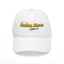 Scuba Steve Baseball Cap