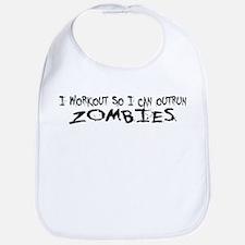 Outrun Zombies 1a Bib