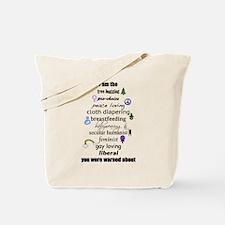 Liberal Me Tote Bag
